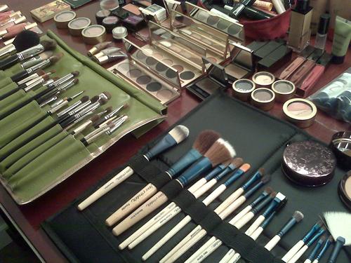How to Become a Successful Makeup Artist • Kristen Arnett\'s GREEN ...