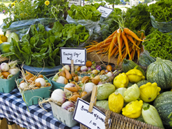 Every Day is Earth Day at the Farmer's Market