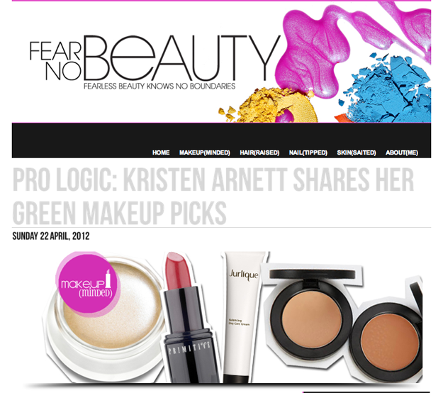 PRESS SHOT: Fear No Beauty Pro Logic