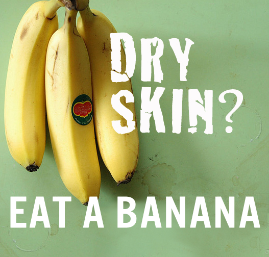 Dry Skin? Pack in Potassium!