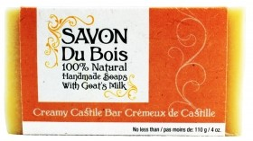 Product Review: Savon Du Bois Handmade Goat's Milk Soap