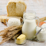 Bread and dairy products