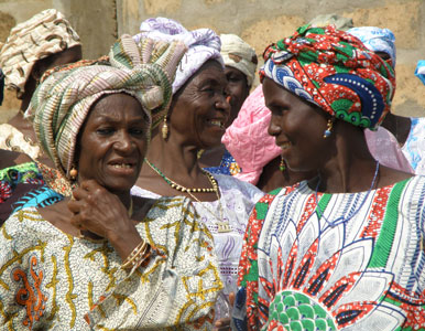 Alaffia women empowerment