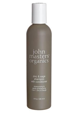 John Masters Zinc Sage Shampoo Conditioner