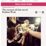 WellandGoodNYC coconut oil