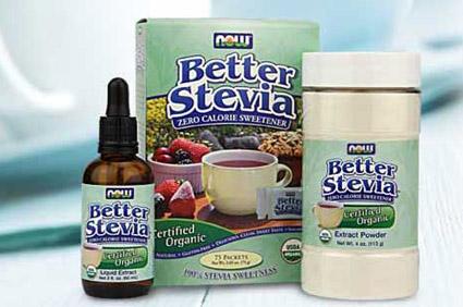 Now Better Stevia