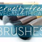 cruelty free synthetic brushes