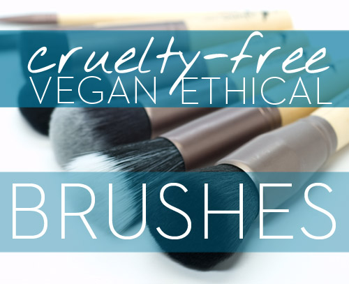 Cruelty-Free Makeup Brushes