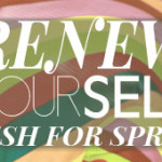 Renew Yourself this Spring