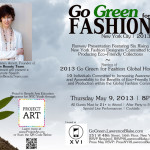go green for fashion ny