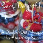 Anti-Oxidant Berry Booster For Your Skin