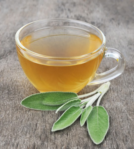 herbal tea for hydration