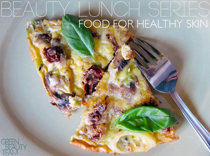 Healthy-Tomato-Mushroom-Fritatta