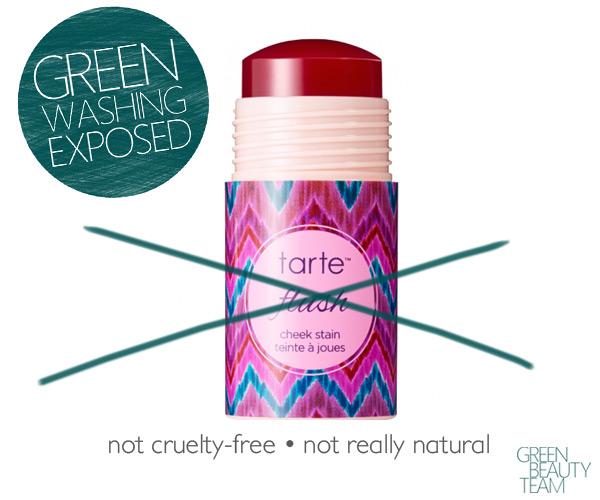 Tarte-Greenwashing