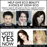 SXSWEco vote yes