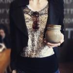 A Caffeine Free Energy Boost: Kristen's Power On Smoothie