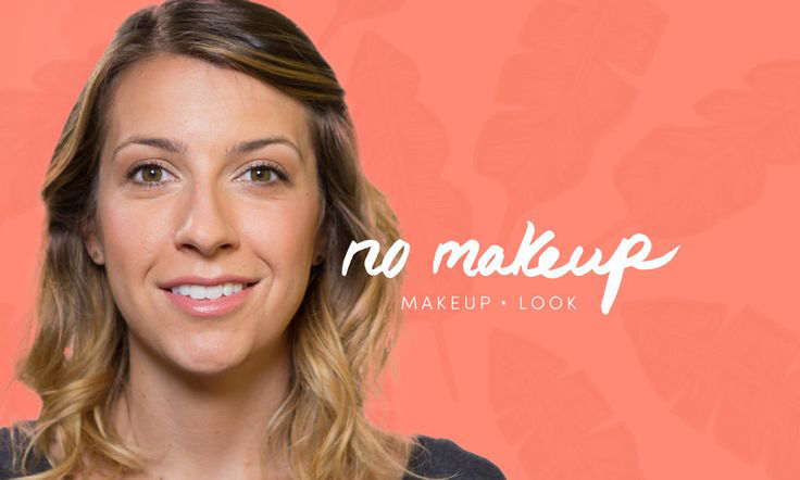 Makeup natural brands No Makeup All makeup looking Natural