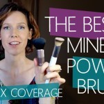 This Brush Makes Your Mineral Powder Foundation Better