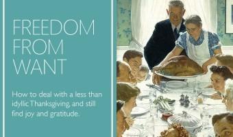 Finding Gratitude When Thanksgiving Feels Hard