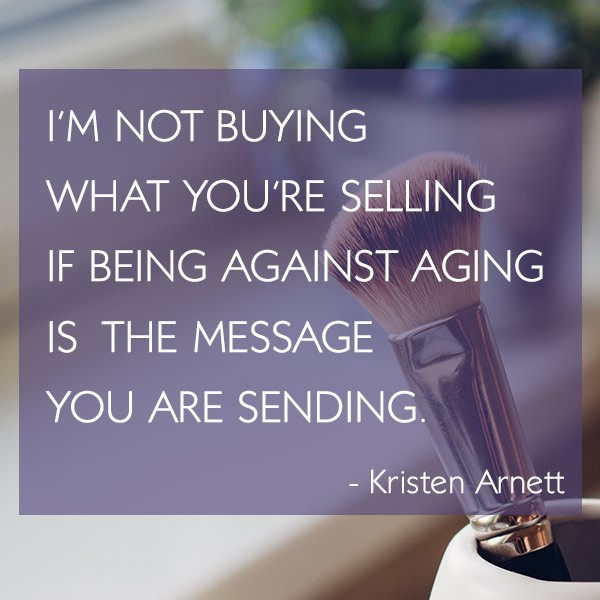 Not-buying-anti-aging