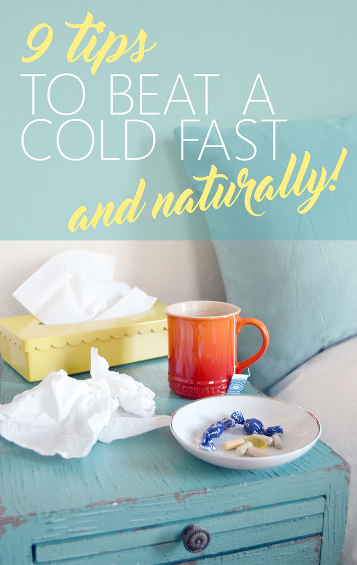 How To Get Over A Cold Fast Naturally-1