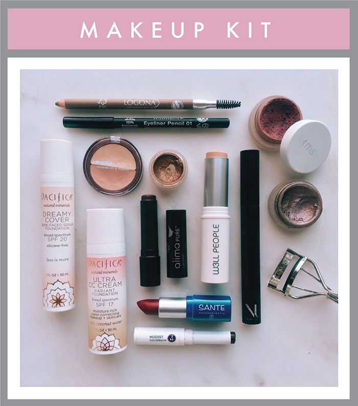 Organic Makeup Essentials