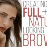How to Fill In Your Eyebrows With Pencil For A Naturally Fuller Effect