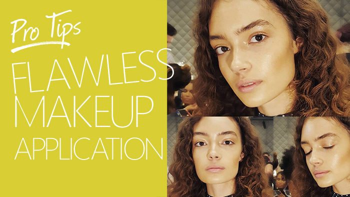 Pro Makeup Secrets For Flawless Makeup Application [video]