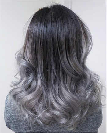 Best Way Color Gray Hair Naturally