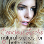 Natural Shampoos and Conditioners You Have to Try