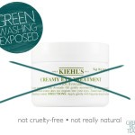 Is Kiehl's Really Natural Or Are they Greenwashing?