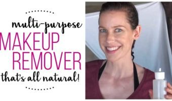 Life-Changing, Multi-Purpose, All-Natural Makeup Remover