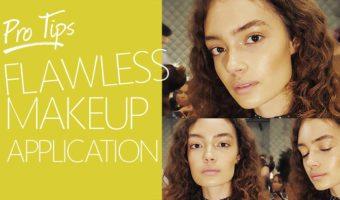 Pro Makeup Secrets For Flawless Makeup Application