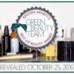 The Biggest and Best Green Beauty Awards Of All Time