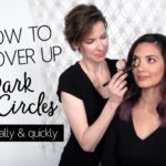 How To Conceal Dark Circles Naturally and Quickly [video]